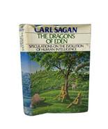 1977 Astrophysics Philosophy Intelligence Book: The Dragons Of Eden Carl... - $19.00