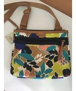 Fossil Eliza Bright Multicolored Crossbody Messenger Bag Purse  NEW $98 - $49.99