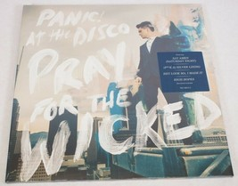 NEW Panic! At the disco Pray For The Wicked LP Vinyl Record - Sealed - $10.99
