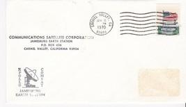 APOLLO COMSAT JAMESBURG EARTH STATION CARMEL VALLEY CA 4/11/1970 - $1.78