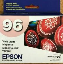 Epson - T096620 - UltraChrome K3 96 Inkjet Cartridge - Vivid Light Magenta - $29.65