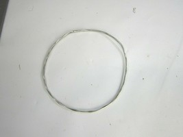 Vintage ARL Mexican .925 Silver Bangle Bracelet 51392 - $19.79