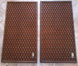 Fisher 104 Speaker Grids /  Grills (Pair) - $60.00