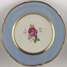 Castleton Dolly Madison Service / Dinner plate / Charger / Blue Rim - $30.00