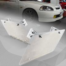 For Mitsubishi Adjustable Bumper License Plate Mounting Relocation Brack... - $7.69