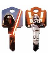 Star Wars Key Blanks (Kwikset-KW, First Order) - $9.79