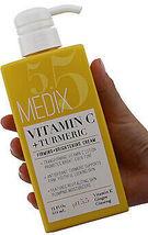 Medix 5.5 Vitamin C Turmeric Firming Brightening Cream 15 Fl Oz 444ml Fresh - $29.16