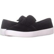Cole Haan Grandpro Spectator Kiltie Slip on Sneakers 542, Black Nubuck, ... - $45.11