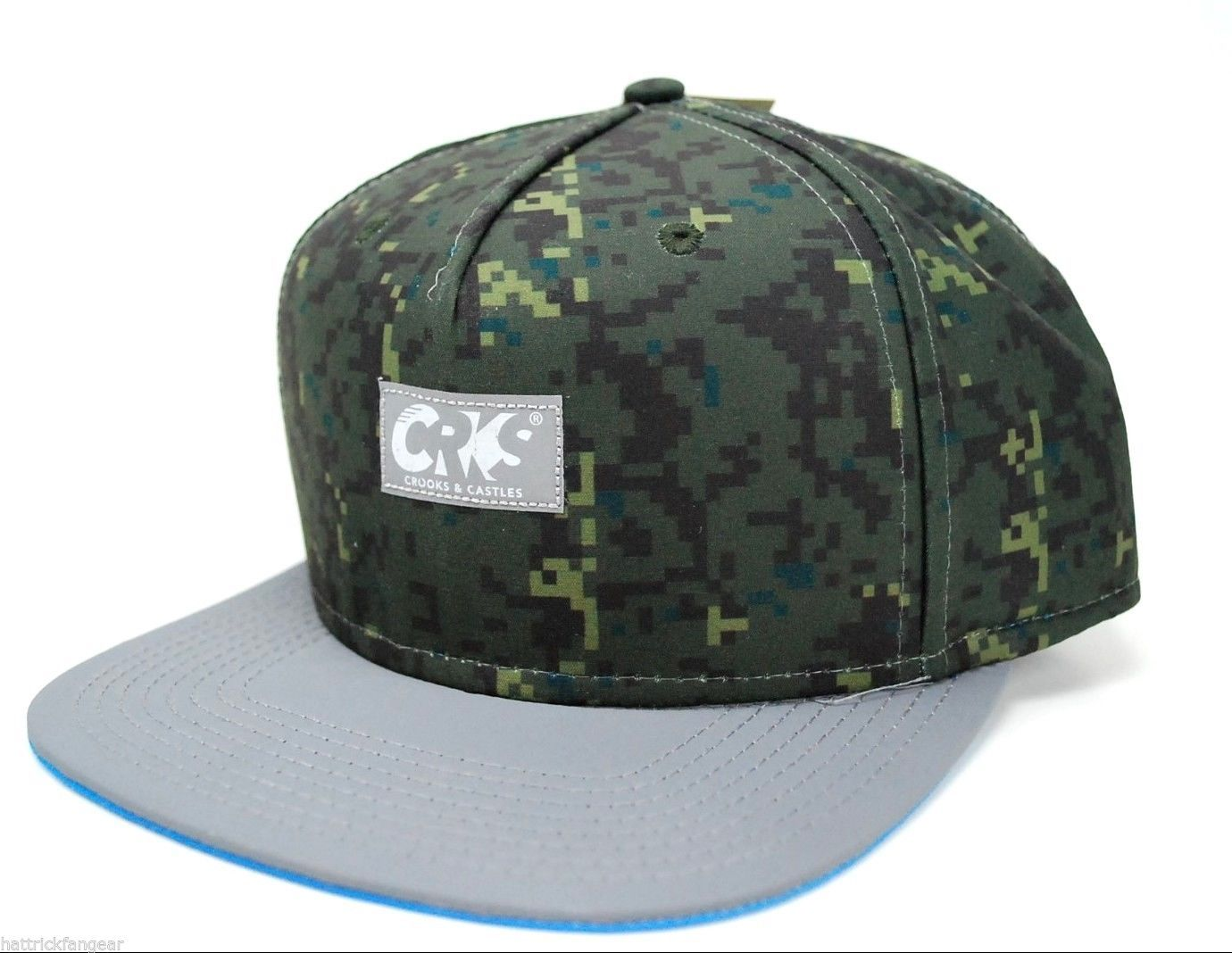 Crooks Castles Camoflage Sportek Snapback And 50 Similar Items You'll receive email and feed alerts when new items arrive. bonanza