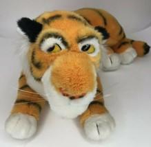 "Vintage Disney Store Jungle Book Shere Khan Tiger Plush Stuffed Doll 17"" Long - $19.79"