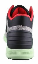 SUPRA Mens Snake Print Black Pale Green Owen Mid Sneakers Cross Trainer Shoes NW image 3