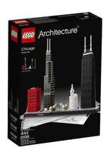 LEGO 21033 Architecture Chicago Skyline 444pcs Building Set New - $49.99