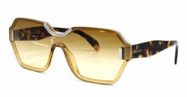Prada Sunglasses Women's PR15TS VIR1G0 48mm Brown Lens SPR15T 48mm - $166.50