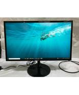 """Samsung - SF350 Series S24F350FHN 24"""" LED FHD Monitor LS24F350FHNXZA - $135.45"""