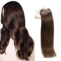 Full Shine Clip In Human Hair Extensions 100 Gram, Hair Extensions Human Clip On
