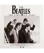 The Beatles The First U.S. Visit  (VHS/1990) Free USA Shipping - $6.76