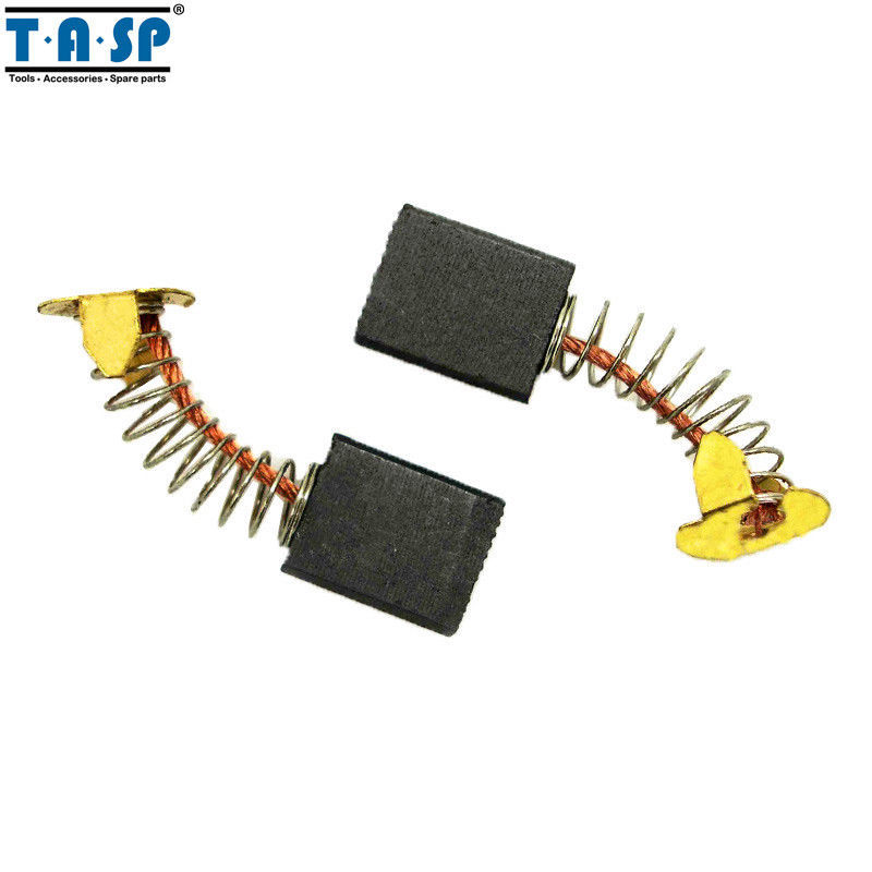 Primary image for TASP® 5 Pairs Carbon Brushes 6.5*13.5*16mm For Makita Electric Motors