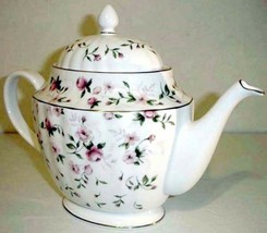 Gorham Forever Roses Teapot Floral Made in U.S.A - $99.90