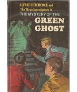 Alfred Hitchcock and The Three Investigators in The Mystery of the Green... - $34.64