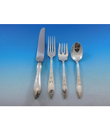 Lady Claire by Stieff Sterling Silver Flatware Set for 8 Service 41 pieces - $2,450.00