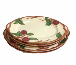 Franciscan Apple Pattern Lot Of 5 Oval Platters Made In California USA 1... - $102.85