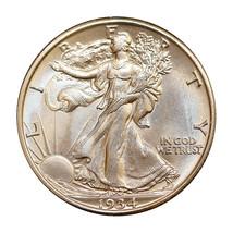Superb - 1934 P Walking Liberty Half Dollar - Gem BU / MS / UNC - High G... - $97.00