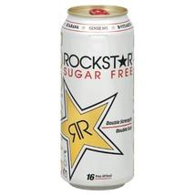 Rockstar Energy Sugar Free - 2 Cases----Each Case Is 12 X(473ML) - $70.24