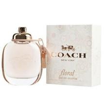 Coach Floral by Coach 3 oz Eau de Parfum Perfume for Women NDP-182 L - $49.30