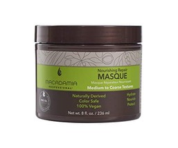 Macadamia Professional Nourishing Repair Masque - 8oz. - Medium to Coars... - $50.21