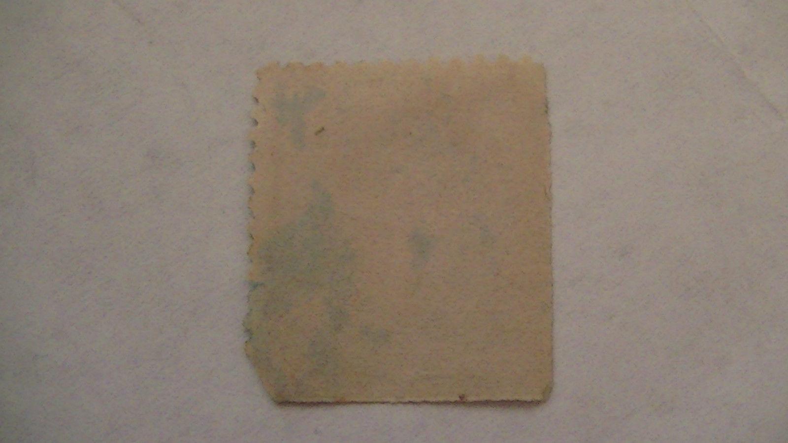 Rose Vintage USA Used 2 Cent Stamp Cancelled