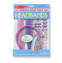 MELISSA & DOUG Created by Me! Headbands Design and Decorate Craft Kit - $4.99
