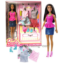 Year 2015 Barbie You Can Be Anything Series 12 Inch Doll - NIKKI DMP03 - $39.99