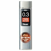 Pentel AinStein Mechanical Pencil Leads 0.3 2B XC273-2B - $4.95