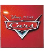 Cars Original Score Soundtrack CD Disney Pixar EMI Records UK Edition 2006 - $14.50