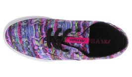 Supra Womens Wrap The Art of Maurizio Molin Gym Skate Shoes Fashion Sneakers NIB image 6