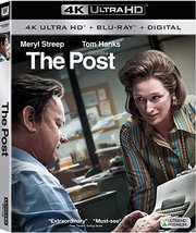 The Post (4K Ultra HD+Blu-ray+Digital, 2018)