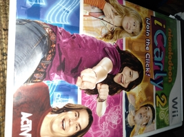 Nintendo Wii iCarly 2: !Join the Click! image 1