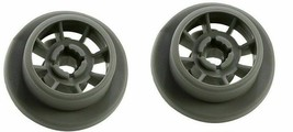 2x Dishwasher Lower Basket Rail Wheel for Bosch Neff Siemens 165314 Tool... - $4.83