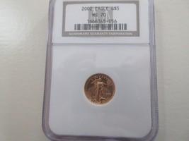 2002 , Eagle G5$  , MS 70 , NGC - $395.00