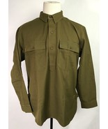 WWI US M1917 WOOL FLANNEL FIELD SHIRT-SIZE 5XLARGE - $68.21