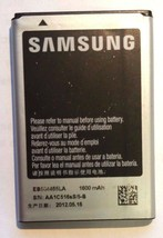 2x Samsung EB504465LA Battery For S8500 Wave i5700 Galaxy Spica i8910 OM... - $5.69