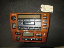 00 01 Lexus ES300 Radio Cassete Player Climate Control #86120-33320,55900-33320 - $79.20