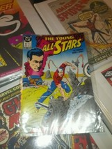 The Young All-Stars #11 DC Like Son Comic Book Thomas 1987 - $2.96