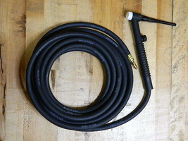 ThermaCut 25 Ft. Air-Cooled TIG Welding Torch 150 Amp 17FV-25-R - $199.00