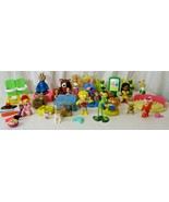 Vintage Happy Meal Toys McDonalds FP Disney 80s 90s Mixed Box Cartoon 40... - $19.79