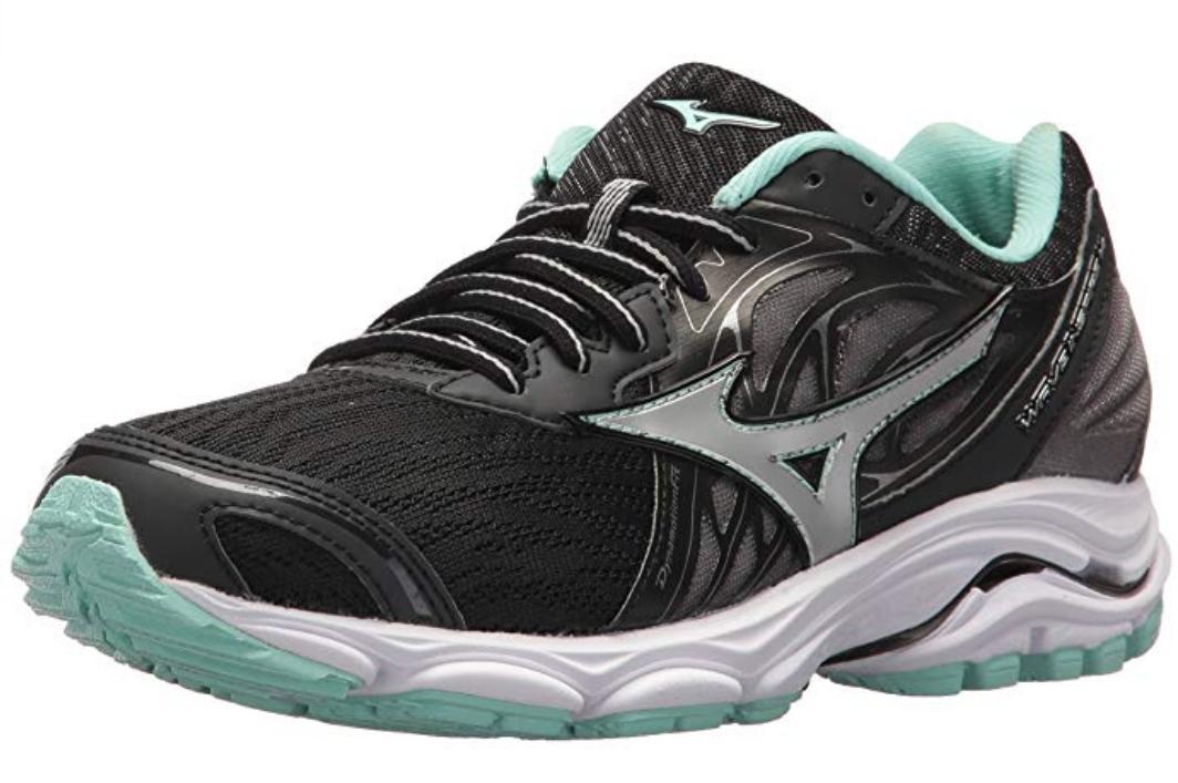 Mizuno Wave Inspire 14 Sz 9 M (B) EU 40 Women's Running Shoes Black 410985.9073