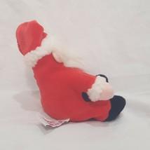 "Santa Claus Christmas Plush Stuffed Animal 6"" Toy Holiday Red Doll Bean ... - $9.99"