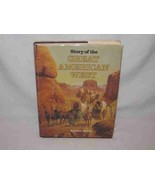 Story  of The Great American West Readers Digest 1977 Mississippi Mounta... - $19.27