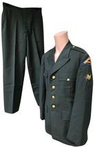 Original U.S. 7th Army Uniform Jacket 42L  Pants 34x34 1957 Cosplay - $53.10