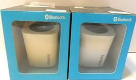 Philips BT100W/37 WirelessMini CompactPortable Bluetooth Speaker White L... - $25.93 CAD